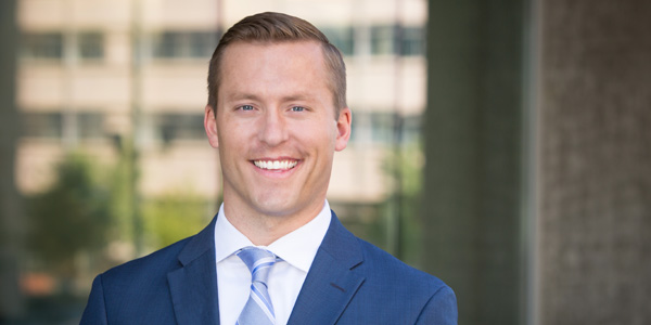 Moye White Welcomes Associate Jake Tiernan
