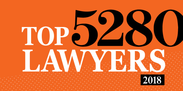 Five Moye White Partners Named to Top Lawyers 2018 by 5280