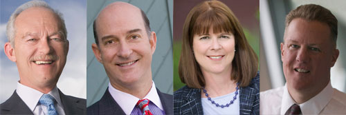 Four Moye White Attorneys Listed in The Best Lawyers in America 2015