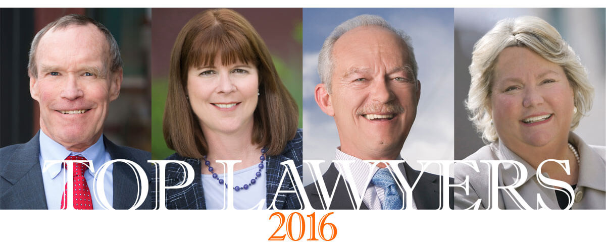 MOYE WHITE PARTNERS NAMED TO 5280 MAGAZINE'S TOP LAWYERS 2016
