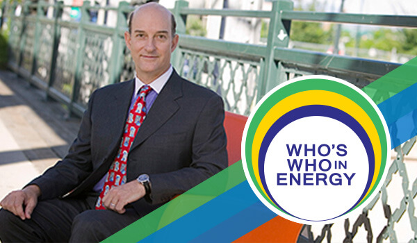 "Ted White Honored in Denver Business Journal's ""Who's Who in Energy"""