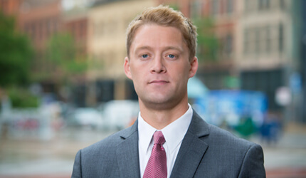Moye White Welcomes Associate Scott James